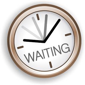 Consider a Waiting Period